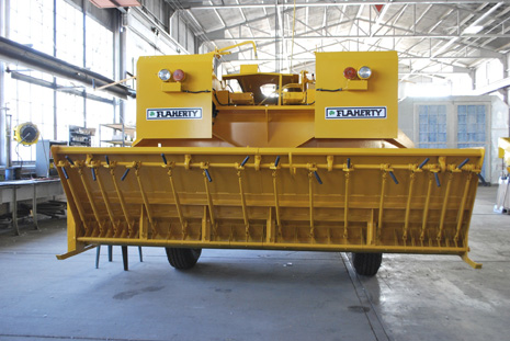 image of WH Flaherty used chip spreader 13